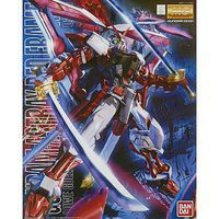 Bandai MG Astray Red Frame Revise Snap Together Plastic Model Figure 1/100 Scale #162047
