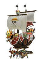 Bandai THOUSAND SUNNY NEW WORLD Vsn Snap Together Plastic Model Figure #171627
