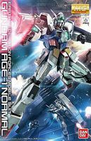 Bandai GUNDAM AGE-1 Normal MG Snap Together Plastic Model Figure #175307