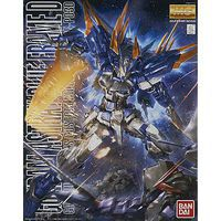 Bandai MG 1/100 Gundam Astray Blue Flame D Snap Together Plastic Model Figure #194359