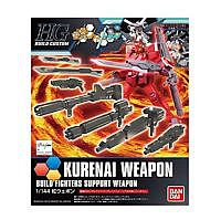 Bandai Models 18 KURENAI WEAPON SET HG -- Snap Together Plastic Model Figure -- #194859