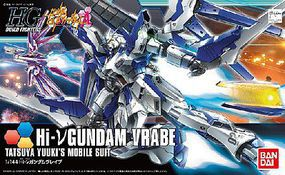 Bandai Hi-Nu Gundam Vrabe Snap Together Plastic Model Figure 1/144 Scale #194865