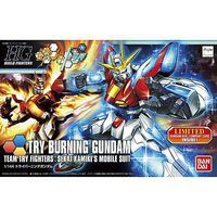 Bandai Gundam Build Fighters Try Plastic Model Fantasy Figure #195958