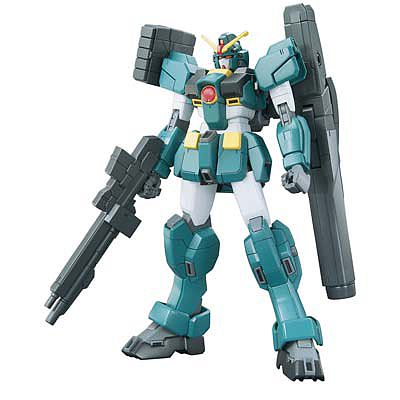 Bandai HGBF Gundam Leopardo Da Vinci Snap Together Plastic Model Figure 1/144 Scale #196718