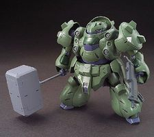Bandai HG Orphans 1/144 Gundam Gusion Iron-Blooded Snap Together Plastic Model Figure #201878