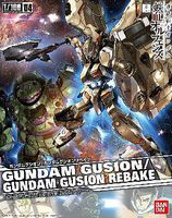 Bandai Gundam Gusion Gundam Iron-Blooded Orphans Snap Together Plastic Model Figure 1/100 #201894