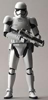 Bandai 1/12 Star Wars The Force Awakens- First Order Stormtrooper Figure (Snap)