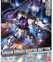Bandai Gundam Kimaris Iron-Blooded Orphans Snap Together Plastic Model Figure 1/100 #203224