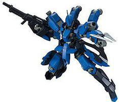 Bandai 03 SCHWALBE GRAZE McGILLIS Snap Together Plastic Model Figure #205977