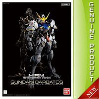 Bandai High Resolution Gundam Barbatos Iron-Bld Orphans Snap Together Plastic Model Figure #206007