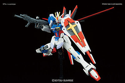 Bandai Force Impulse Gundam Gundam HGCE Snap Together Plastic Model Figure 1/144 #206326