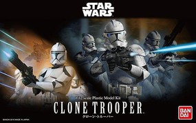 Bandai Clone Trooper 1-12