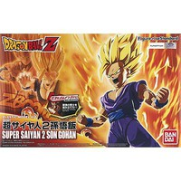 Bandai Super Saiyan 2 Son Gohan Dragon Ball Z Figure St Snap Together Plastic Model Figure #209061