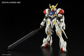 IBO HG Gundam Barbatos Lupus Gundam Snap Together Plastic Model Figure 1/144 #209064