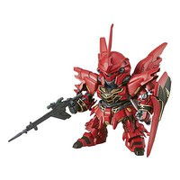 Bandai 013 Sinanju Gundam Unicorn Bandai SD EX-Std Snap Together Plastic Model Figure #210506