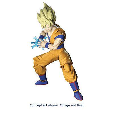 Dragon Ball Z Concept Art