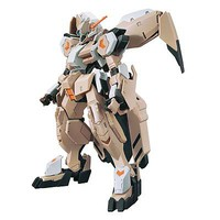 Bandai IBO HG Gundam Type A Gundam Snap Together Plastic Model Figure 1/144 #211242