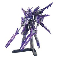 Bandai HGBF Transient Gundam Glacier Honoo Try Snap Together Plastic Model Figure 1/144 #211947