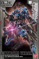 Bandai Full Mechanics Gundam Vidar IBO 2nd Sea Snap Together Plastic Model Figure 1/100 #212195