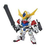Bandai 014 Gundam Barbatos Lupus IBO 2nd Season BAN SD Snap Together Plastic Model Figure #212199
