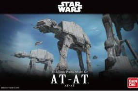 Bandai AT-AT Star Wars Snap Tite Plastic Model Figure 1/144 Scale #214476