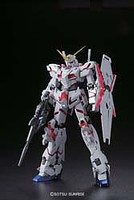 Bandai UNICORN GUNDAM RED/GREEN FRAME