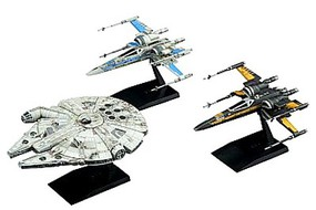 Bandai RESISTANCE VEHICLE SET SW