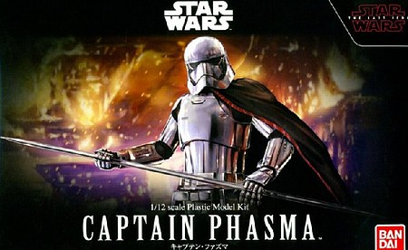 Bandai Capitain Phasma 1-12