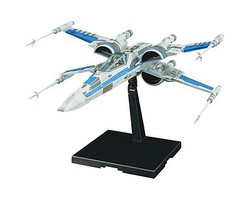Bandai BLUE SQUADRON X-WING FIGHTER-7