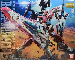 Bandai Gundam Astray Turn Red