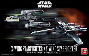 Bandai X-Wing & Y-Wing Starfighter144