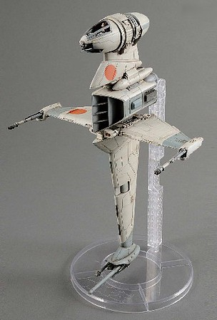 Bandai 1/72 Star Wars Return of the Jedi- B-Wing Starfighter