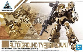 Bandai 19 Eexm-17 Alto Ground Type Brown 30mm