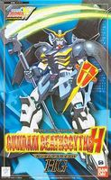 Bandai Gundam Death Scythe II #7 Snap Together Plastic Model Figure 1/100 Scale #049513