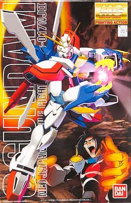 Bandai God Gundam Snap Together Plastic Model Figure 1/100 Scale #106042