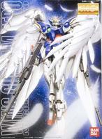 Bandai Snap Wing Gundam Zero Custom Snap Together Plastic Model Figure 1/100 Scale #129454
