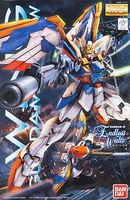 Bandai MG Wing Gundam EW Ver. Snap Together Plastic Model Figure 1/100 Scale #169489