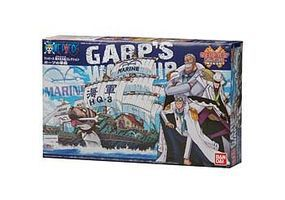 Bandai 1PC #8 Garps Marine Ship Grand Ship Collection Snap Together Plastic Model Figure #183661