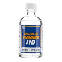 Bandai Mr. Color Thinner 110ml