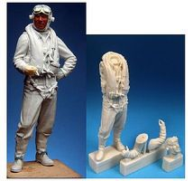 Barracuda Typhoon Mid/Late War Pilot for ARX #19002 Plastic Model Aircraft Accessory 1/24 #24208
