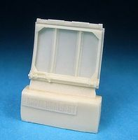 Barracuda Spitfire Mk II Door for RVL, HSG & TSM Plastic Model Aircraft Accessory 1/32 #32173