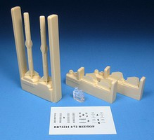 Barracuda 1/72 Lightning Redtop Missiles for ARX #4054 (Resin)