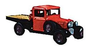 Berkshire 1934 Ford Pickup Truck - Kit - Undecorated O Scale Model Railroad Vehicle #200