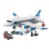Brictek Airplane 434pcs Building Block Set #11504