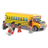 Brictek School Bus 561pcs Building Block Set #11507