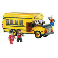 Brictek Mini School Bus 456pcs Building Block Set #11510