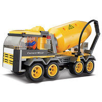 Brictek Cement Mixer 189pcs Building Block Set #14003