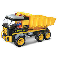 Brictek Dumper Truck 142pcs Building Block Set #14006