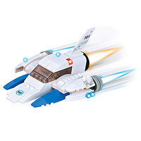 Brictek Space Traveler 106pcs Building Block Set #17013