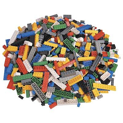 BRICTEK BUILDING BLOCKS Super Pack 800pcs -- Building Block Set -- #19001